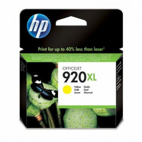 HP 原廠黃色墨水匣 CD974AA 920XL 適用 OJ Pro 6000/6500w/OJ 7000/6500A/6500AP