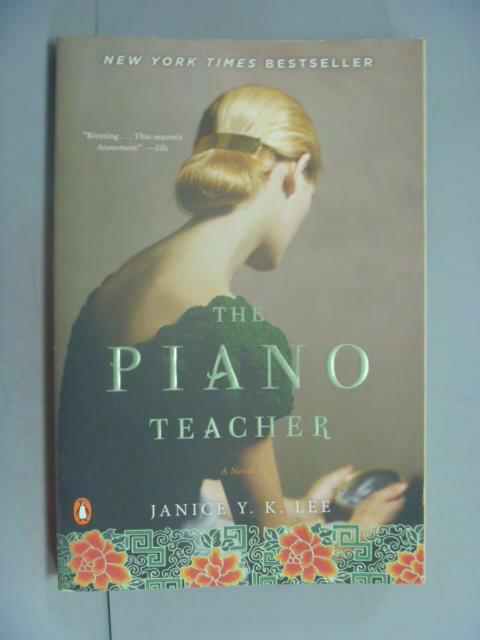 ~書寶 書T7/原文小說_LOA~The Piano Teacher_Janice Y.