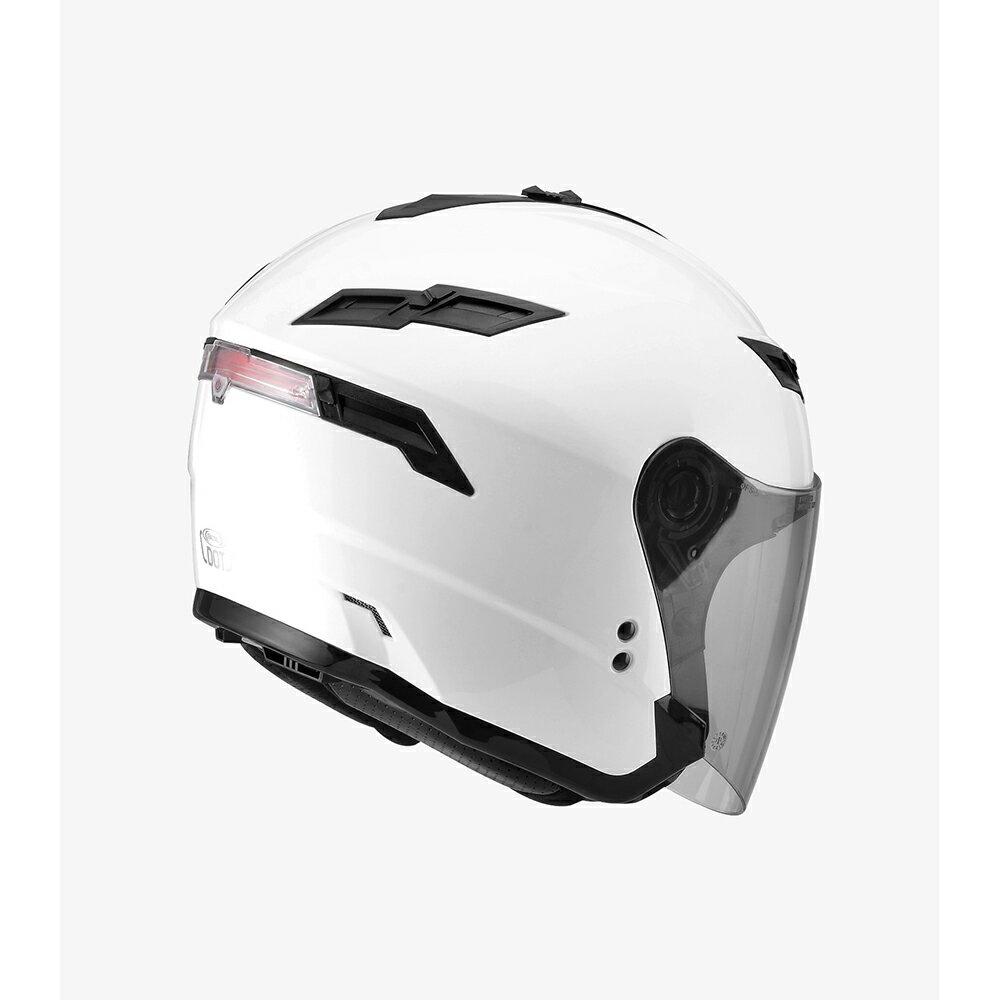 【SOL SO-1 3/4罩】素色 內置墨鏡 快拆式鏡片 全可拆內襯 雙D扣(半罩|安全帽|機車|通勤|素色|彩繪|鏡片|鈴距離生活部品)