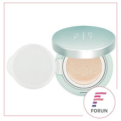 韓國 APIEU Air Fit 羽光透亮超保濕服貼氣墊粉餅 13.5g ~FORUN B