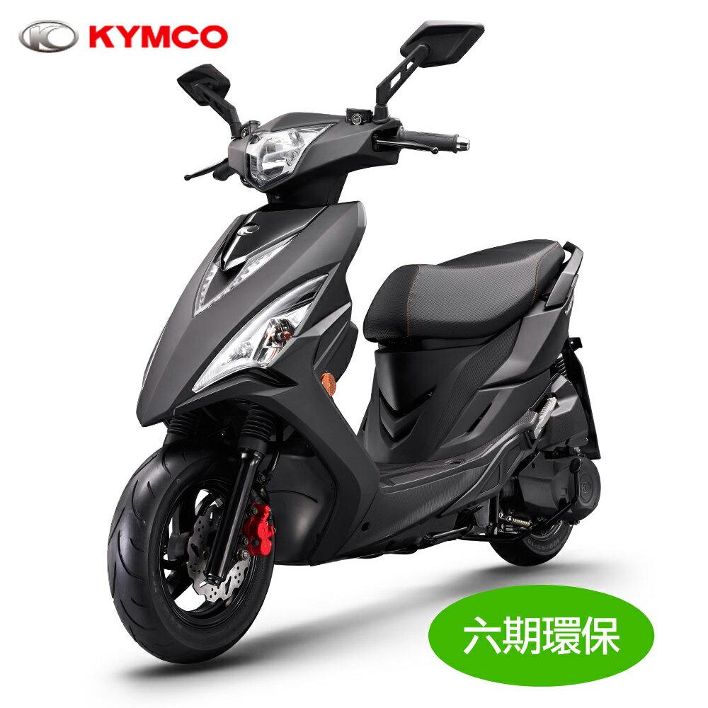 【KYMCO光陽】VJR 125 ABS(2018年新車) SE24AG(可申退貨物稅4000汰舊換新)