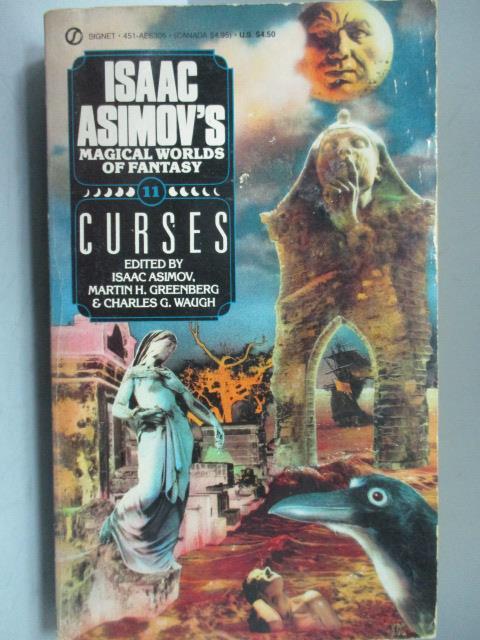 ~書寶 書T1/原文小說_NDF~Isaac Asimov #x27 s Magical