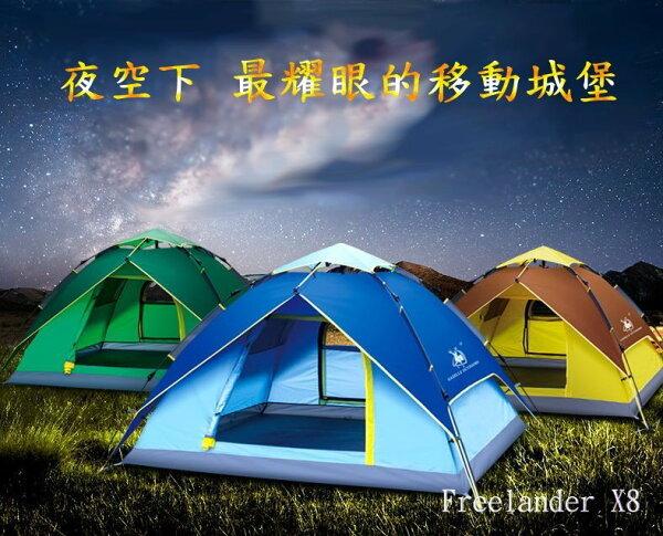 3699shop:加厚防雨液壓自動帳篷露營野營戶外用品