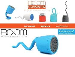 *公司貨* BOOM Swimmer Speaker IPX7 防水 攜帶造型藍芽喇叭/藍牙4.0版/便攜 藍牙 音箱/運動/休閒/派對/輕音樂/爵士/搖滾/禮品/贈品/TIS購物館