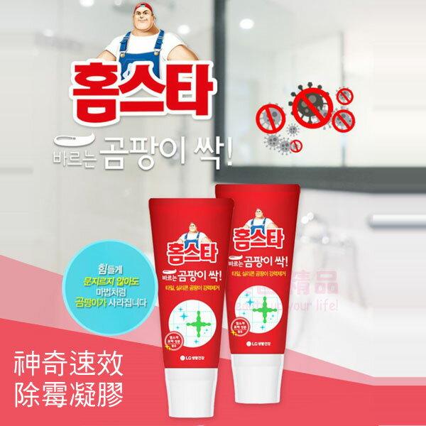 韓國 LG Mr.HomeStar 神奇速效除霉凝膠 120ml【特價】§異國精品§