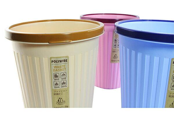 POLYWISE-壓框式垃圾桶