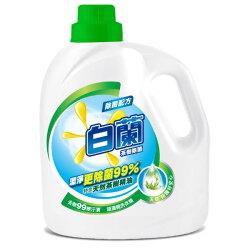 白蘭茶樹除菌洗衣精(2.7kg*4入/箱)