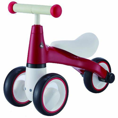 lebei樂貝 幼兒平衡滑步車-賽車紅(僅2Kg超輕量!)★ 衛立兒生活館★