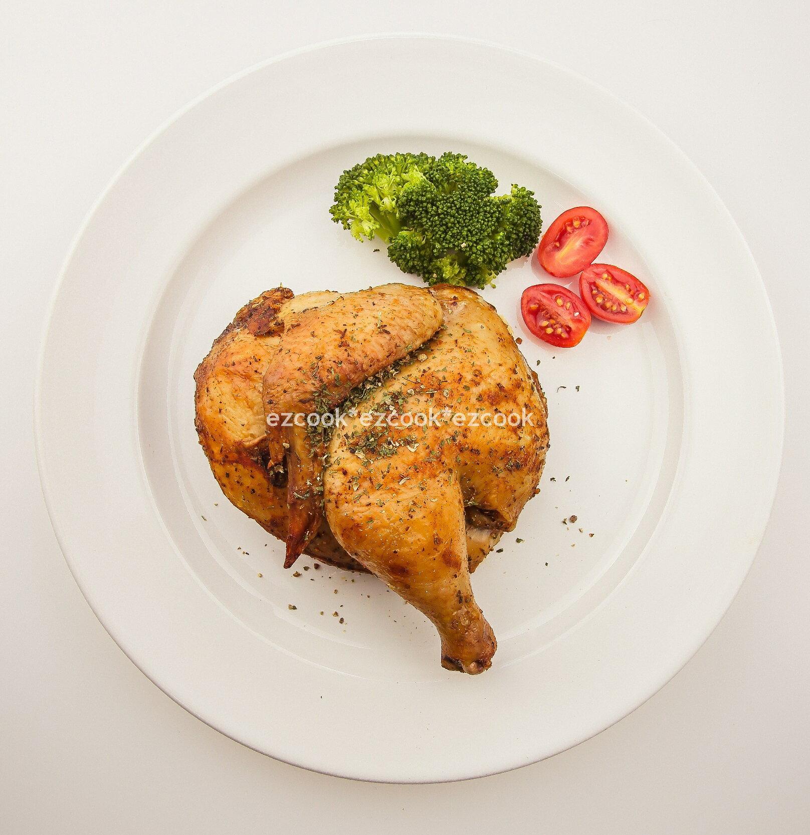 羅馬香烤半雞(生)