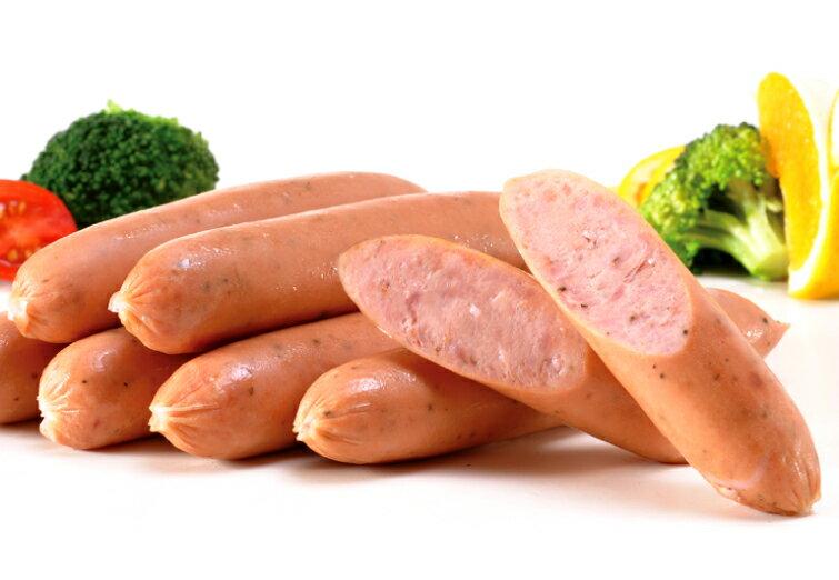 【富統食品】德國香腸30條(每條45g;長約11cm) - 限時優惠好康折扣