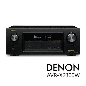 【DENON 】全4K Ultra HD 網路劇院擴大機 AVR-X2300W