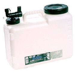 【鄉野情戶外用品店】 CAPTAIN STAG 鹿牌  日本   抗菌水箱/茶水桶 日本製/M-1431 【容量10L】