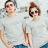◆快速出貨◆RAINBOW彩虹字.美式設計.T恤.班服.最佳情侶裝.純棉短T.MIT台灣製.短T【YC271】可單買.艾咪E舖 0