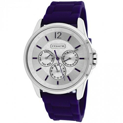 COACH 星光耀眼紫腕錶/14501881