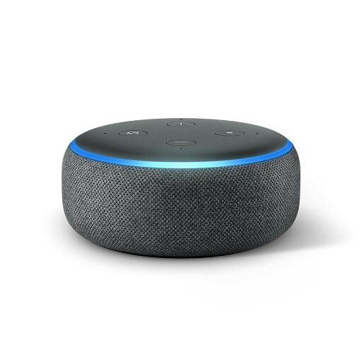 Amazon Echo Dot (3rd Gen) - Charcoal