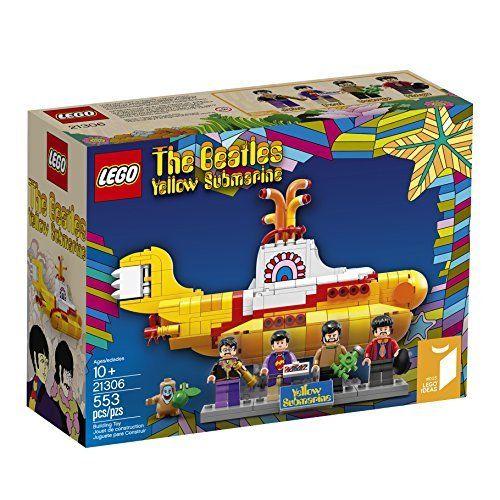 【瞎買天堂x現貨免運】樂高 LEGO 黃色潛水艇 披頭四 21306【TYLEAA01】