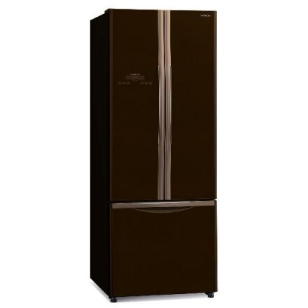 <br/><br/>  HITACHI 日立 RG430(GBW) 三門琉璃冰箱 (421L,琉璃棕)<br/><br/>