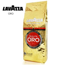 義大利【LAVAZZA】QUALITA ORO 咖啡豆250g