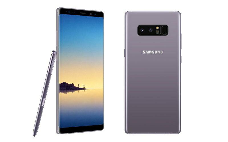 Samsung Galaxy Note 8 (6G/64G)6.3吋雙曲面無邊際螢幕,現貨搶購中再送TCS9000藍芽聲霸(粉色要10月才出貨)