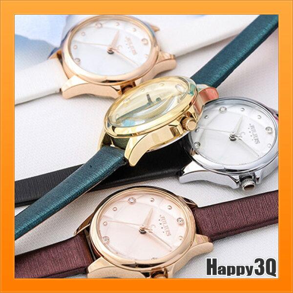 女錶細錶帶水鑽氣質手錶女錶時裝錶百搭日韓雜誌風手錶顯白-多款【AAA4299】