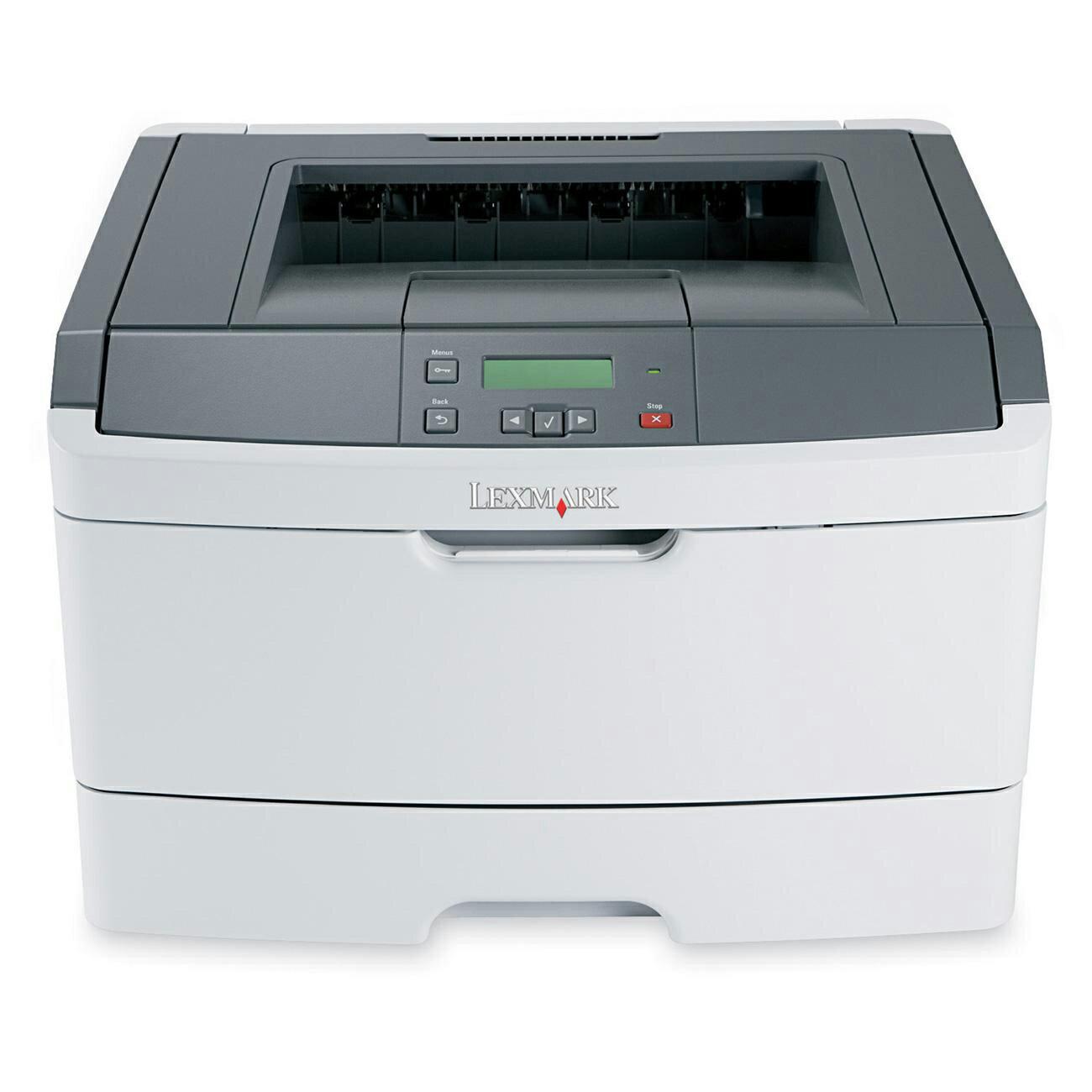 Lexmark E360DN Laser Printer with 40 ppm Monochrome, 1200 x 1200 dpi Resolution 0
