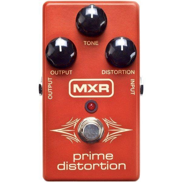 Dunlop MXR M69 Prime Distortion 破音 效果器【唐尼樂器】