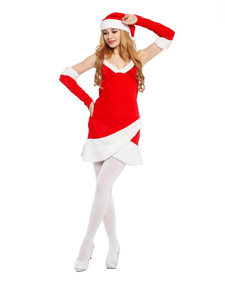 X射线【X905963】 性感圣诞洋装, 舞会/尾牙/万圣/圣诞/大人变装/cosplay/表演/摄影/写真/话剧