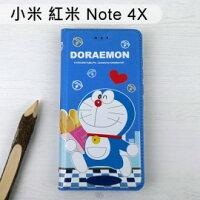 小叮噹週邊商品推薦哆啦A夢皮套 [麵包] 小米 紅米 Note 4X (5.5吋) 小叮噹【正版授權】