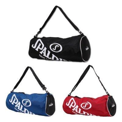 HY SPORT 弘揚體育登山用品社 【H.Y SPORT】斯伯丁SPALDING 三顆裝簡易籃球袋 SPB5314N00 (黑/ 紅/ 藍)