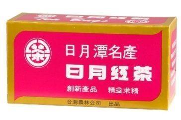 台灣農林 日月潭名產 日月紅茶 2.4gx25包/盒 買11送1團購價