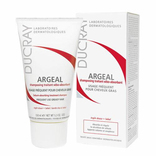 DUCRAY護蕾 鋸棕櫚控油洗髮霜150ml
