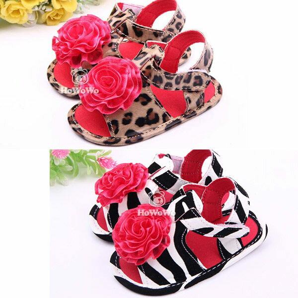 寶寶涼鞋 學步鞋 軟底防滑嬰兒鞋^(11.5~12.5cm^) MIY1569