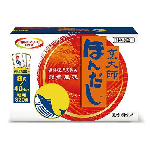 烹大師鰹魚風味調味料320G【愛買】