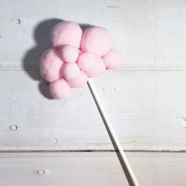 【PATIO帕堤歐】雲朵/蛋糕配件/蛋糕裝飾/派對/禮品/生日
