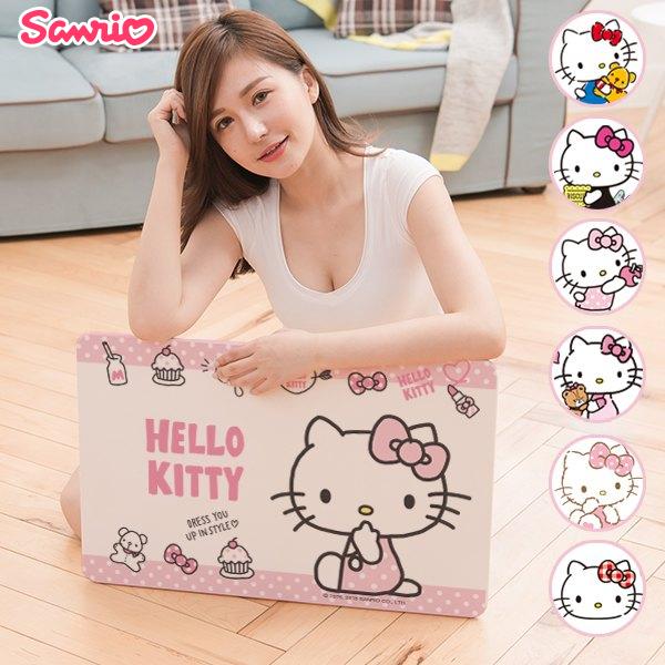 Sanrio三麗鷗  Hello Kitty滿版粉色吸水珪藻土地墊 24款凱蒂貓 2
