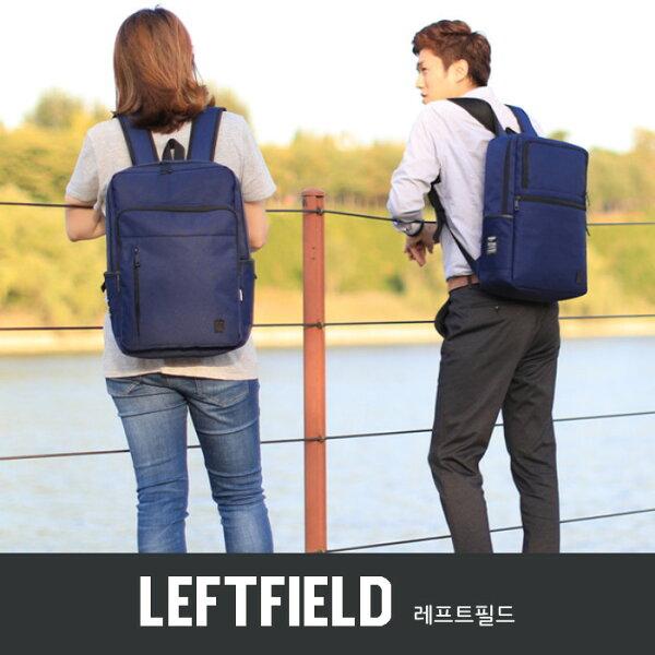 【包包阿者西】後背包正韓LEFTFIELD防潑水牛津布背包書包電腦包NO.816OS