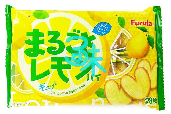 ^( ^) 古田 Furuta 28枚檸檬千層派 1包238公克  120元 ~49025