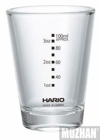 【沐湛咖啡】 製 貨 HARIO SGS-80B-EX SGS-140B-EX 咖啡玻璃杯 耐熱玻璃 濃縮杯 80ml 140ml