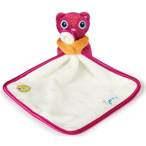 ~淘氣寶寶~瑞士~Oops~歐歐皮 安撫玩偶口水~貓咪~來自瑞士,嚴格把關的寶寶 品牌~