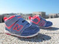 New Balance 美國慢跑鞋/跑步鞋推薦Shoestw【FS574HII】NEW BALANCE 574 童鞋 運動鞋 小童 紫螢光桃 中筒