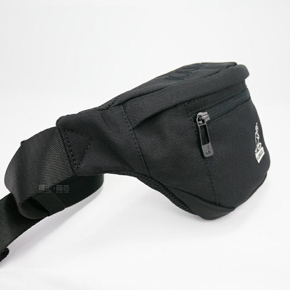 KANGOL 袋鼠 胸包 斜背包 肩背包 腰包 隨身小包 寬背帶胸包 防水腰包 6055380620