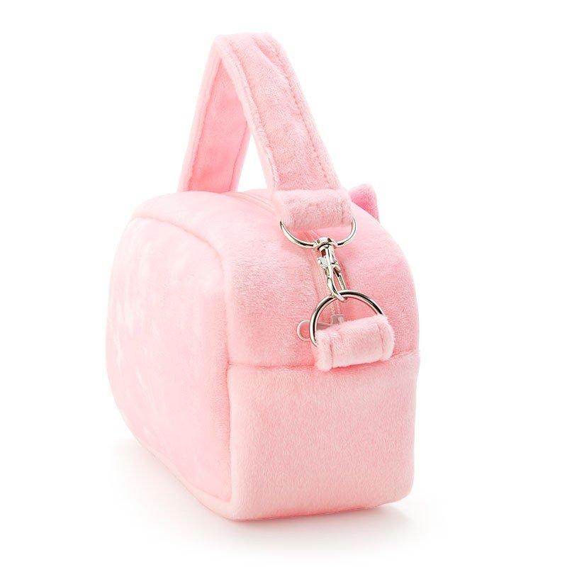 美樂蒂Melody 玩偶收納包,提袋/提網/提包/把手提袋/手提包,X射線【C140826】