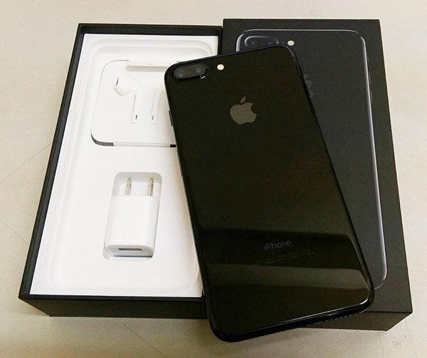 【Teng Yu 騰宇】開通福利品 9.9成新 APPLE IPHONE 7 Plus 5.5吋 曜石黑128G盒裝完整~請先詢問是否有現貨