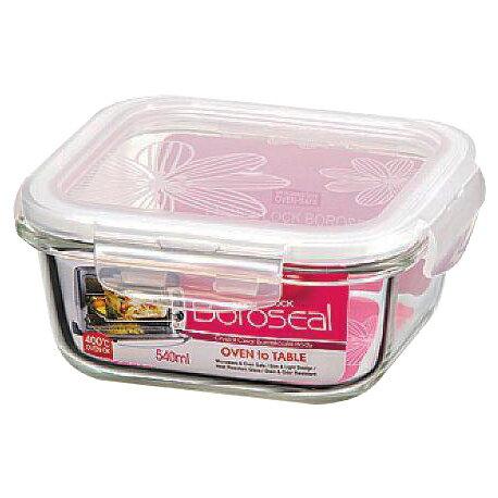 樂扣(LLG215)方玻璃保鮮盒