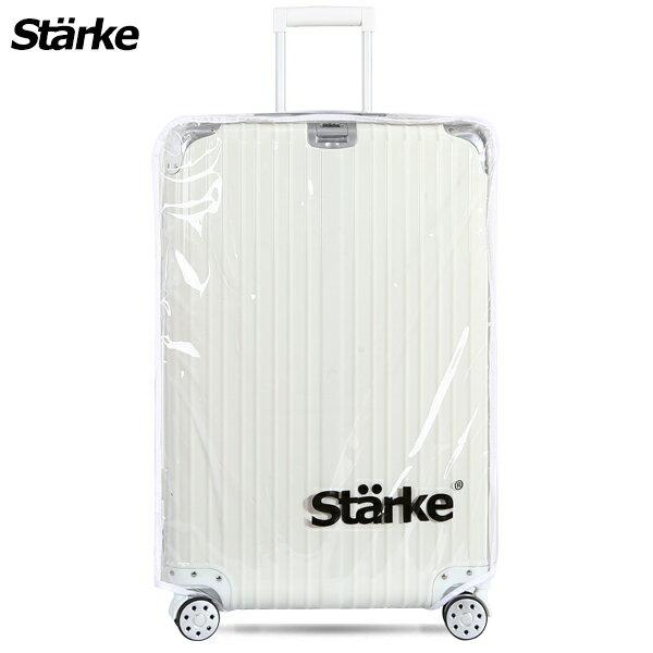 E&J【008015-01】Starke 透明果凍行李箱套;防塵套/防刮/行李箱保護套