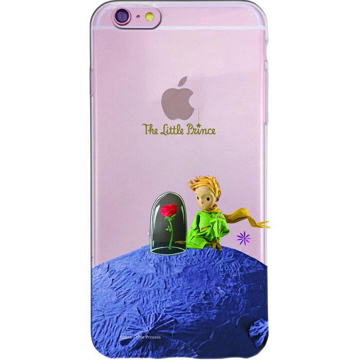 小王子電影版授權系列-【獨一無二的玫瑰花】:TPU手機保護殼/手機殼《iPhone/Samsung/HTC/LG/ASUS/Sony/小米/OPPO》