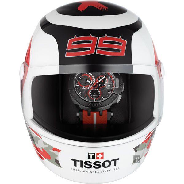全球限量2017只 TISSOT 天梭 T-RACE系列JORGE LORENZO 2017限量版賽車錶 T0924173706102 4