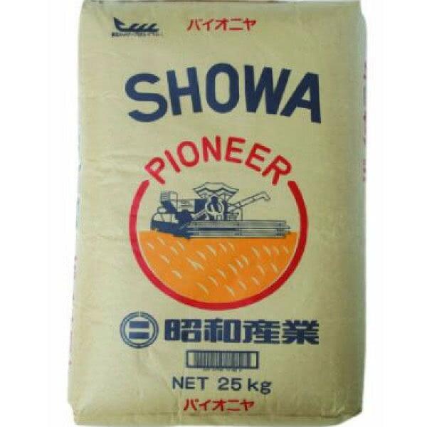 ★樂焙客☆日本昭和製粉【原裝25KG】特高筋麵粉 : 先鋒 Pioneer High Gluten Flour★