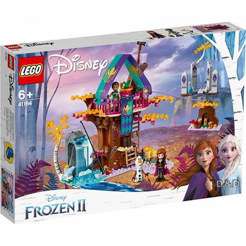 樂高LEGO 41164 迪士尼公主系列-魔法樹屋