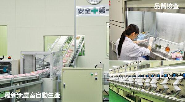 日本LEC - 純水99.9%日本製濕紙巾(柔濕巾) 80抽 16串/箱 (48包) 3